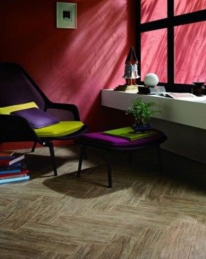 Arteak Porcelain Range Of Wood Effect Tiles