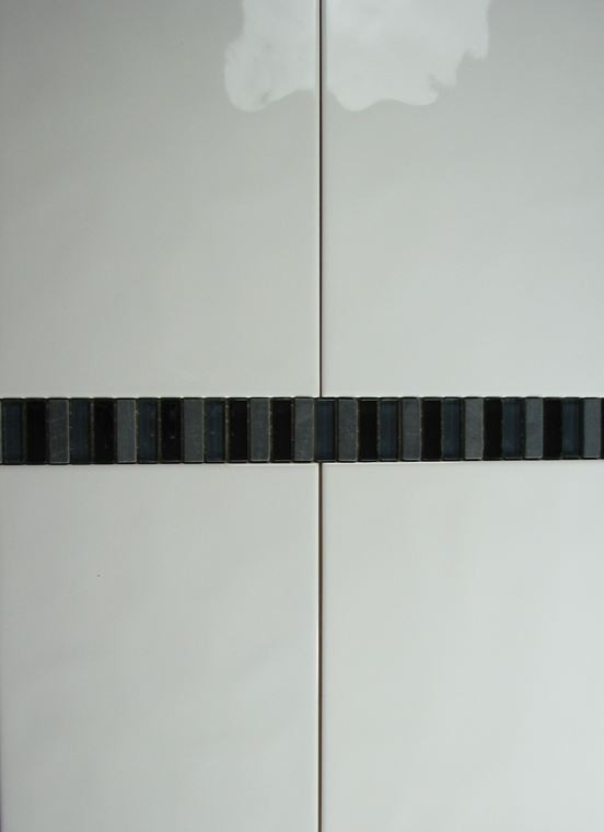 Bumpy White Wall Tile 250mm X 330mm Trade Price Tiles
