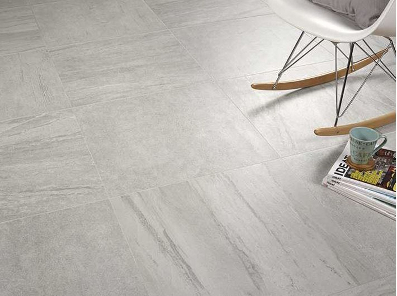 Materia Gris Stone Effect 600 X 600mm Trade Price Tiles