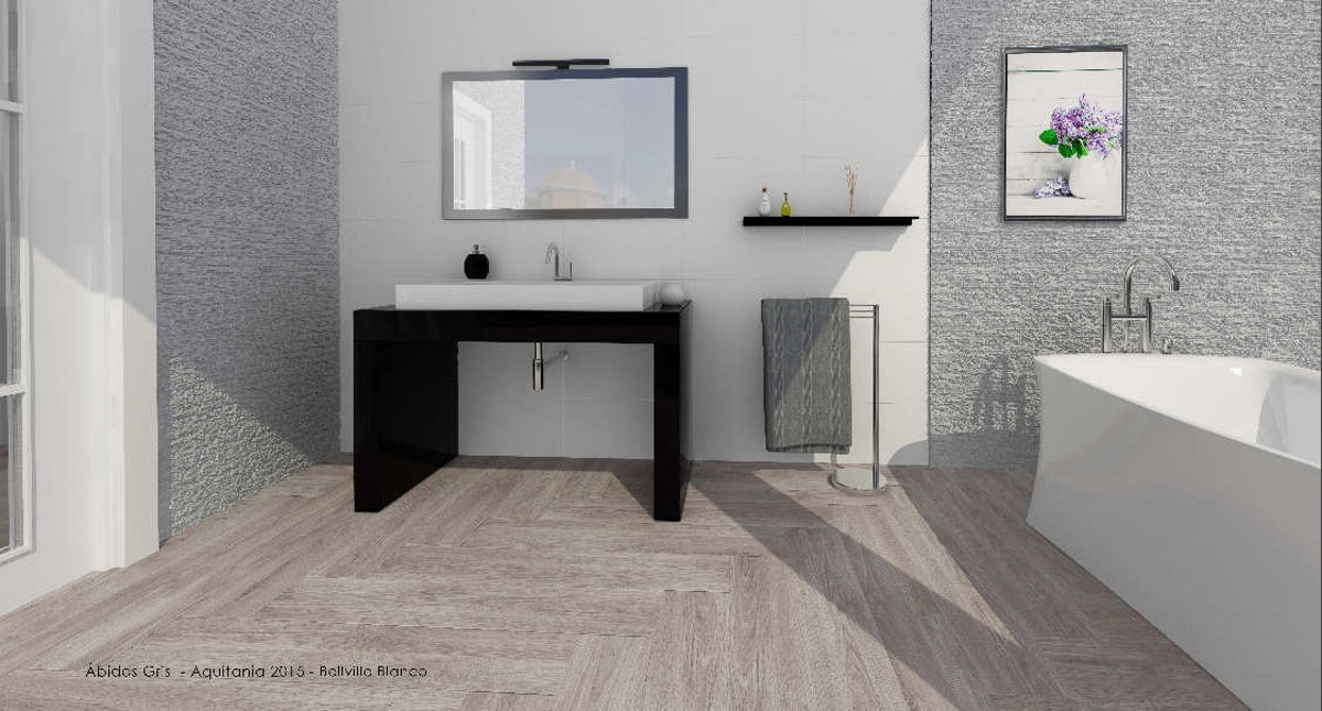 Abidos Gris Splitface Effect 500 x 100mm