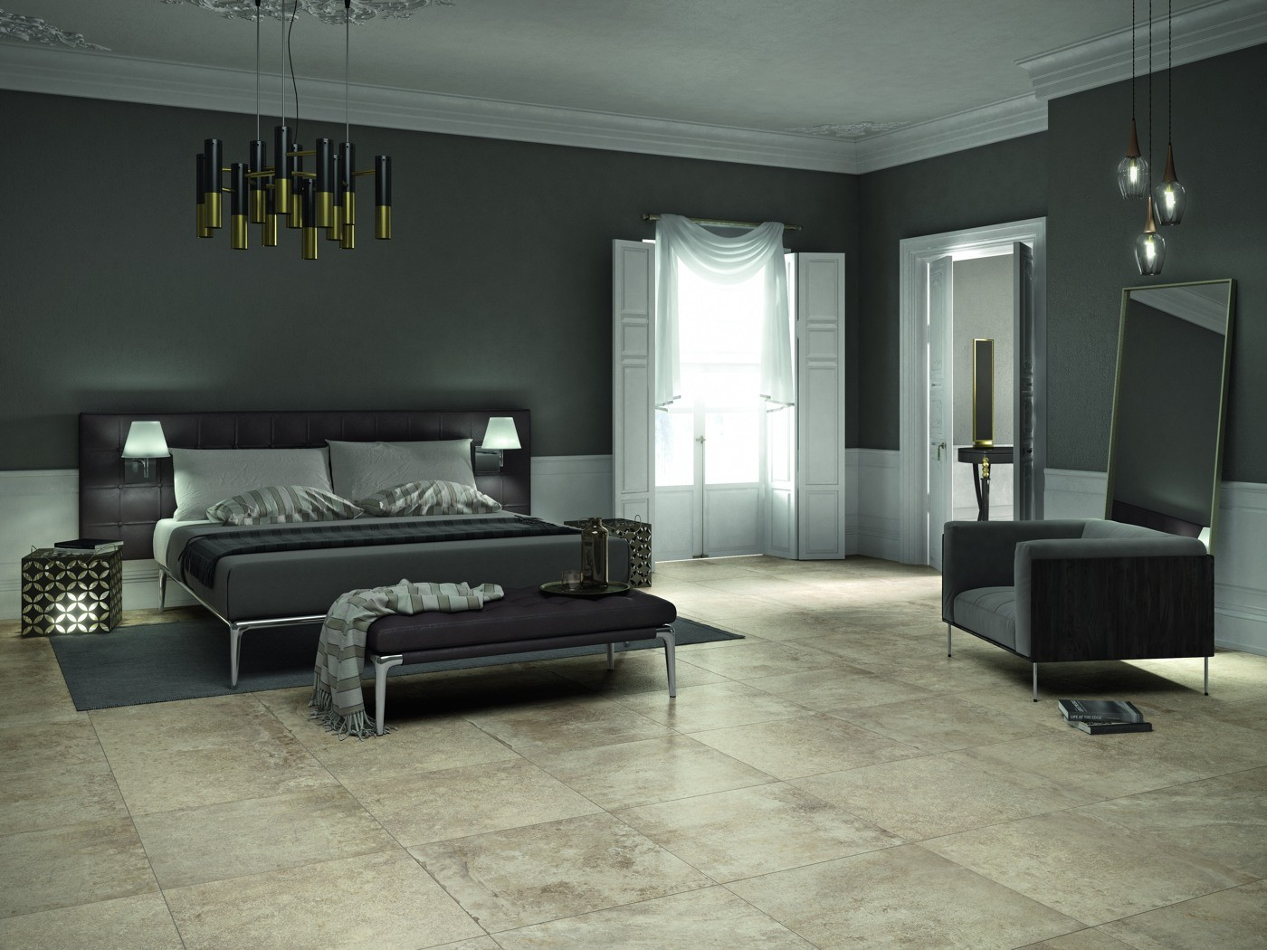 Always Beige Stone Effect 1200 x 600mm