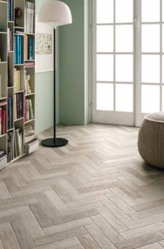 Faubourg Blanco Wood Effect 280 x 70mm