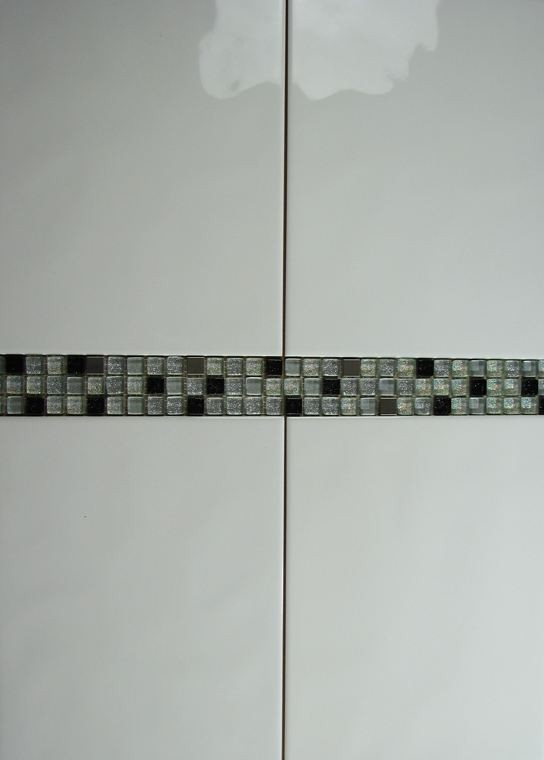 Bumpy White Wall Tile 250mm x 330mm