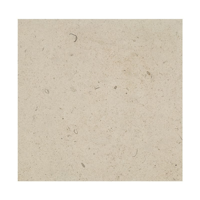 600 x 600 x 15mm  Moleanos White Honed Limestone