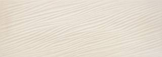 Plaster White Concrete Effect Relieve Decor 316 x 900mm