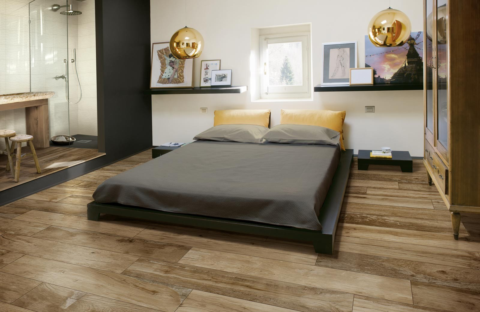 Woodmania Caramel Wood Effect 200 x 1200mm