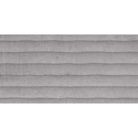 Breeze Portland Anthracite Linear Stone Effect 600 x 300mm