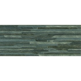 Cliff Black Split Face Effect 160 x 420mm