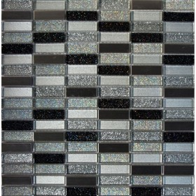 Jewel Brick Mosaic Sheet