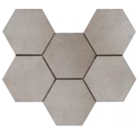 Rewind Hexagon Polvere 210 x 182mm