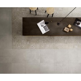 Studio Decor Grigio Patterned Concrete Effect