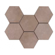 Rewind Hexagon Argilla 210 x 182mm
