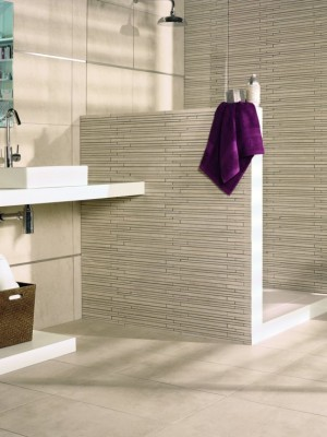Ivory Wall and Floor Tiles