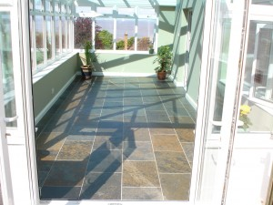 Natural Cleft Finish Tiles