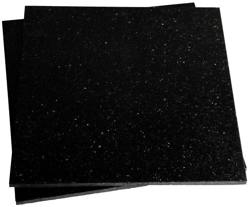 polished granite star galaxy tiles