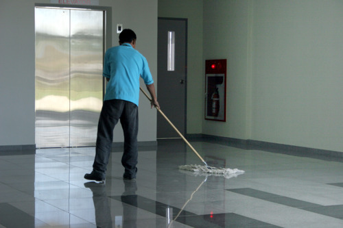 basic cleaning