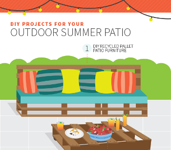 tips for a new patio